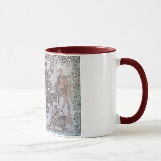 Ancient Roman Mosaics Mug