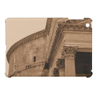 Ancient Roman Pantheon Facade Rome Italy iPad Mini Cover