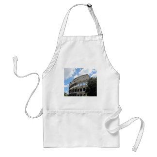 Ancient Rome Colosseum Adult Apron