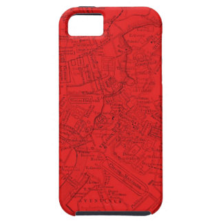 Ancient Rome in Red Tough iPhone 5 Case