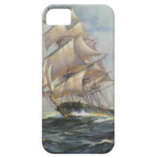 Ancient Sailing Ship Barely There iPhone 5 Case