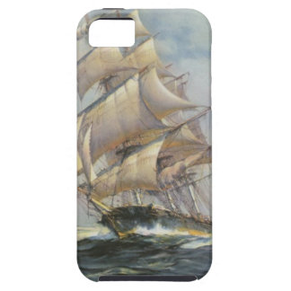 Ancient Sailing Ship iPhone 5 Covers