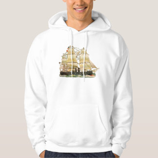 Ancient Ship Hoodie