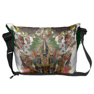 Ancient skull messengerbag messenger bags