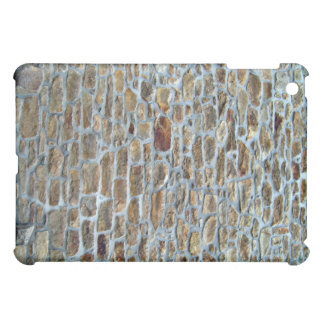 Ancient Stone Wall Texture Cover For The iPad Mini