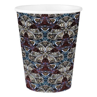 Ancient Triad Paper Cup