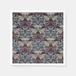 Ancient Triad Paper Napkin