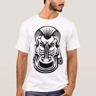 Ancient Tribal Mask Mens T-Shirt
