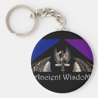 Ancient wisdom keychains