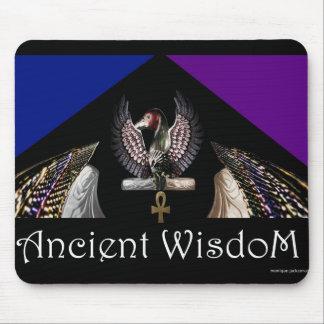 Ancient Wisdom Mousepad