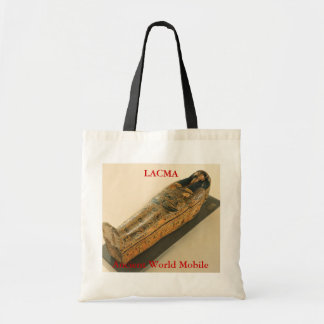 Ancient World Mobile Sarcophagus Tote Bag