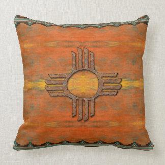Ancient Zia Cushion
