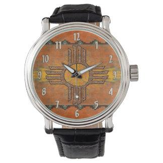 Ancient Zia Wrist Watches