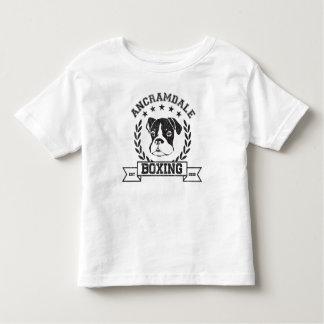 Ancramdale Boxing Toddler Toddler T-Shirt