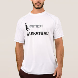 And1 basketball cotton T-shirt