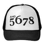 And 5678 cap