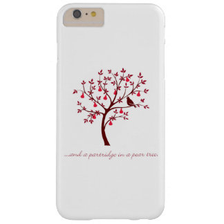 And a partridge in a pear tree barely there iPhone 6 plus case