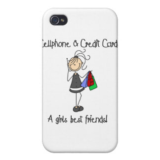 and Credit Cards iPhone 4/4S Cover