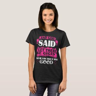 And God Said Let There Be Gigi Pride Grandma Shirt