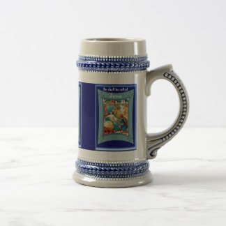 And he shall be called Jesus Beer Steins