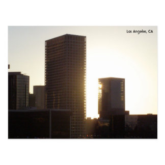 AND Los Angeles 001 Postcard