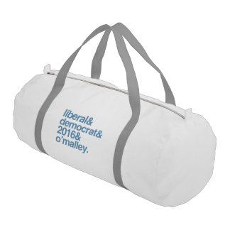 And O'Malley in 2016 Gym Duffel Bag