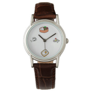 And others clock watch