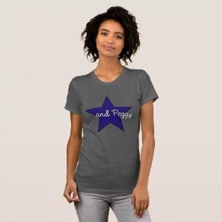 """And Peggy"" Hamilton t-shirt"