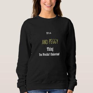 And Peggy Sweatshirt