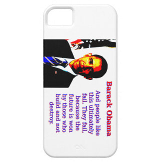 And People Like This - Barack Obama iPhone 5 Cases