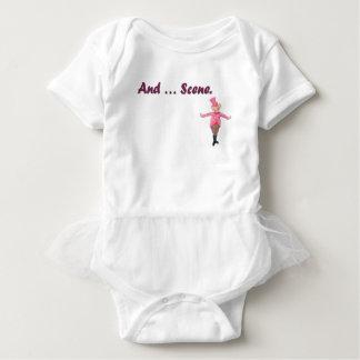 And ... Scene Baby Bodysuit
