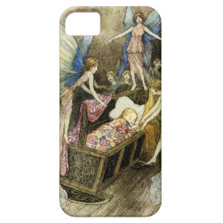 And, Sweetly Singing Round Thy Bed Case For The iPhone 5