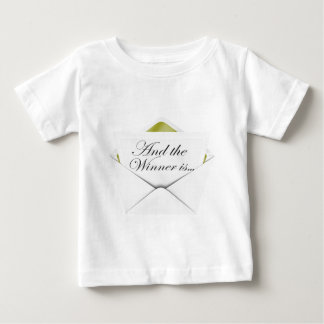 And the winner is envelope baby T-Shirt