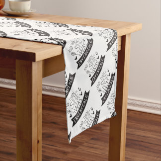 and then she was invincible short table runner