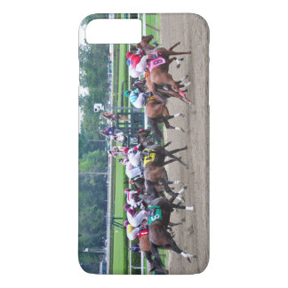 And They're off at Saratoga iPhone 7 Plus Case