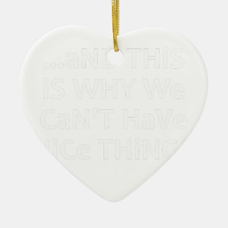 and this is why we cant have nice things ceramic heart decoration