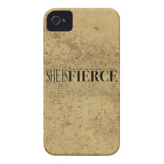 And though she be but little, she is fierce. Case-Mate iPhone 4 cases