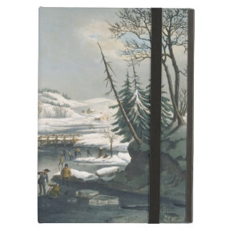 and Winter Morning iPad Air Covers
