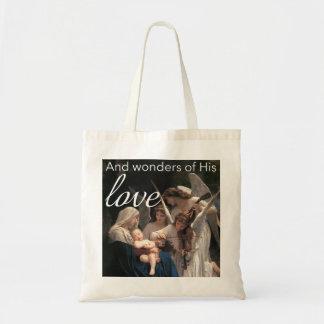 And Wonders of His Love Bag