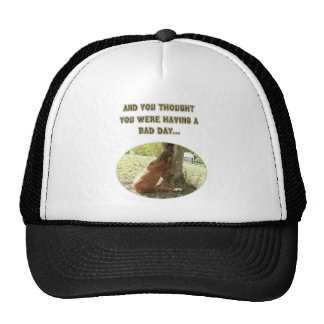 And You Thought You Were Having A Bad Day... Trucker Hats