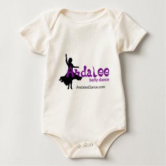 Andalee Belly Dance Gear Baby Bodysuit