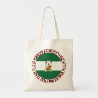 Andalucia Greatest Team Budget Tote Bag
