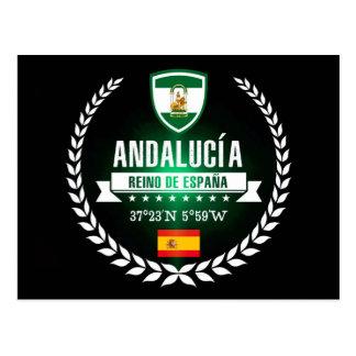 Andalucía Postcard