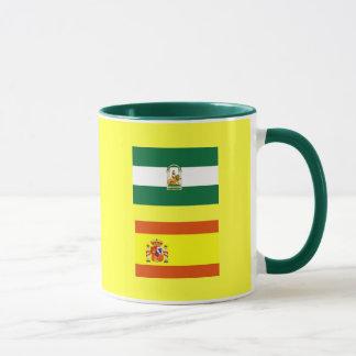 Andalucía Spain Coffee Mug