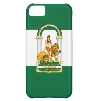 Andalucia (Spain) Flag iPhone 5C Cases