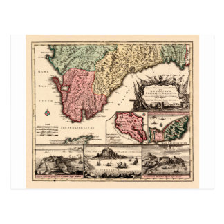 Andalusia 1720b postcard
