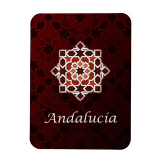 Andalusia art of tile and Moroccan ceramics in Magnet