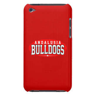 Andalusia High School; Bulldogs iPod Case-Mate Cases
