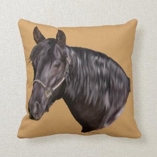 Andalusian Horse Art Print Cushion