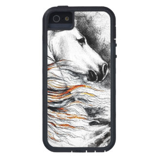 Andalusian Horse Comic iPhone 5 Cover